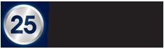 25 Artist Agency Logo